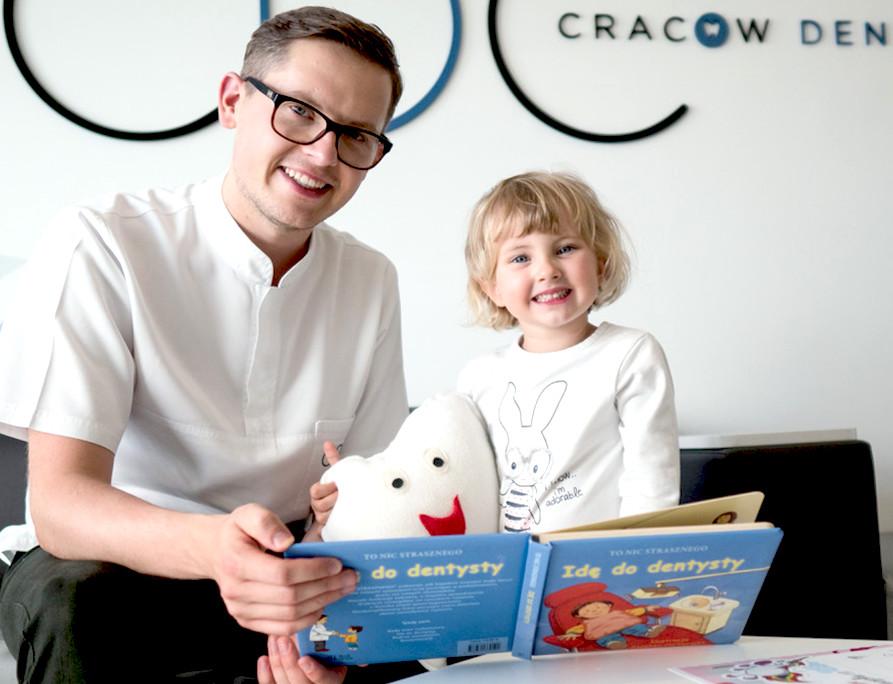 stomatologia dziecięca kraków